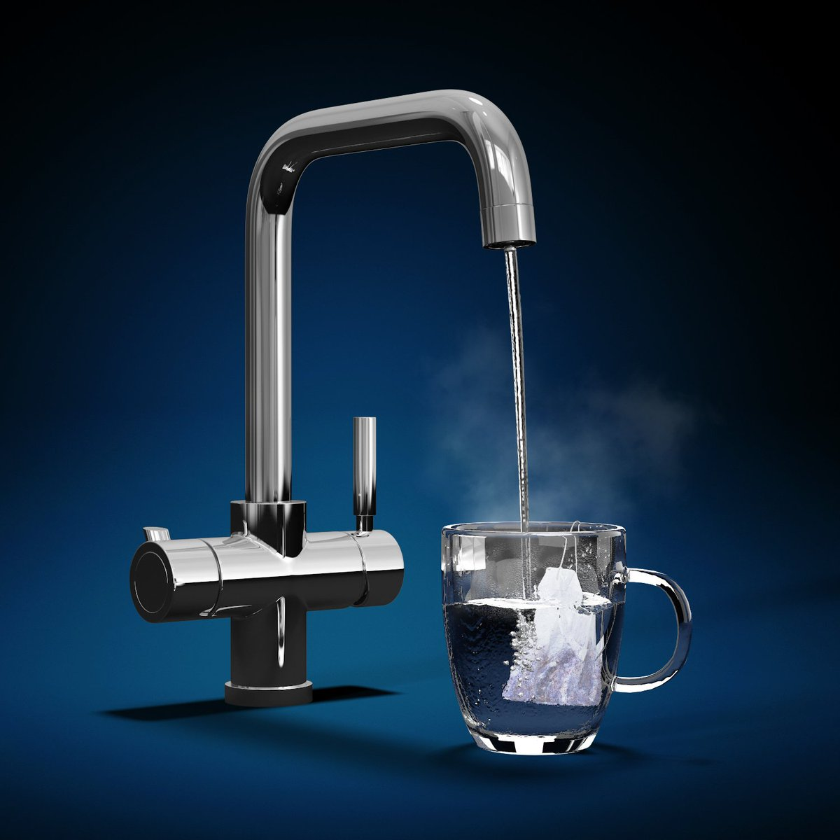 Gold boiling water tap wilko drill