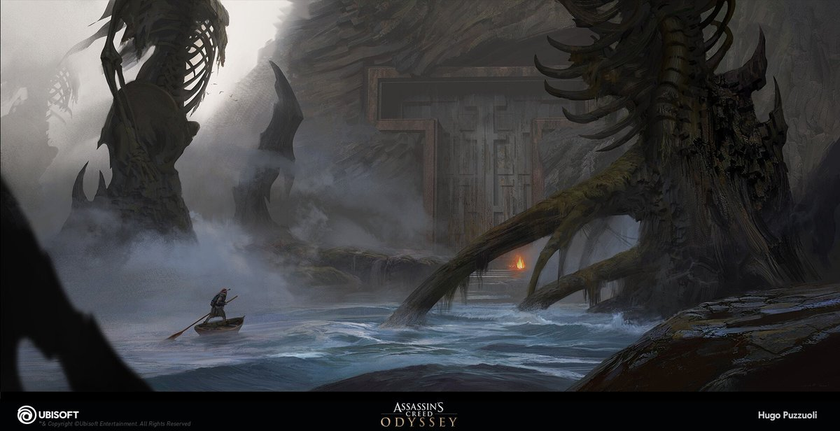 Codex Pa Twitter Concept Art By Hugo Puzzuoli Depicting