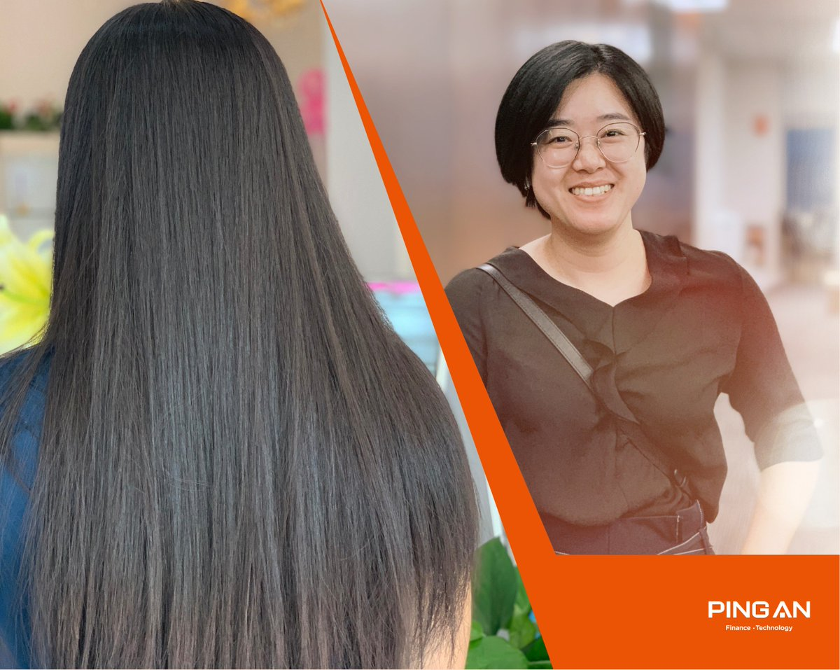"ping an group on twitter: ""what's better than a new haircut"