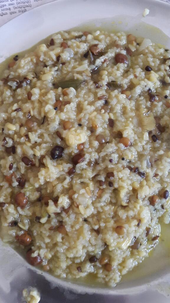recipe of khichdi