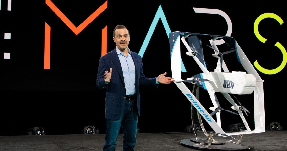 The Morning After: Amazon drones, live-action Excel and life after iTunes
