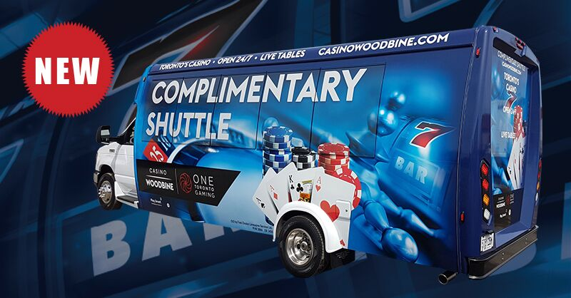 Catch the UP Express to Pearson and ride our free shuttle from Terminal 1 or any of the surrounding hotels. Plan your trip here: http://casinowoodbine.com/complimentary-shuttle…