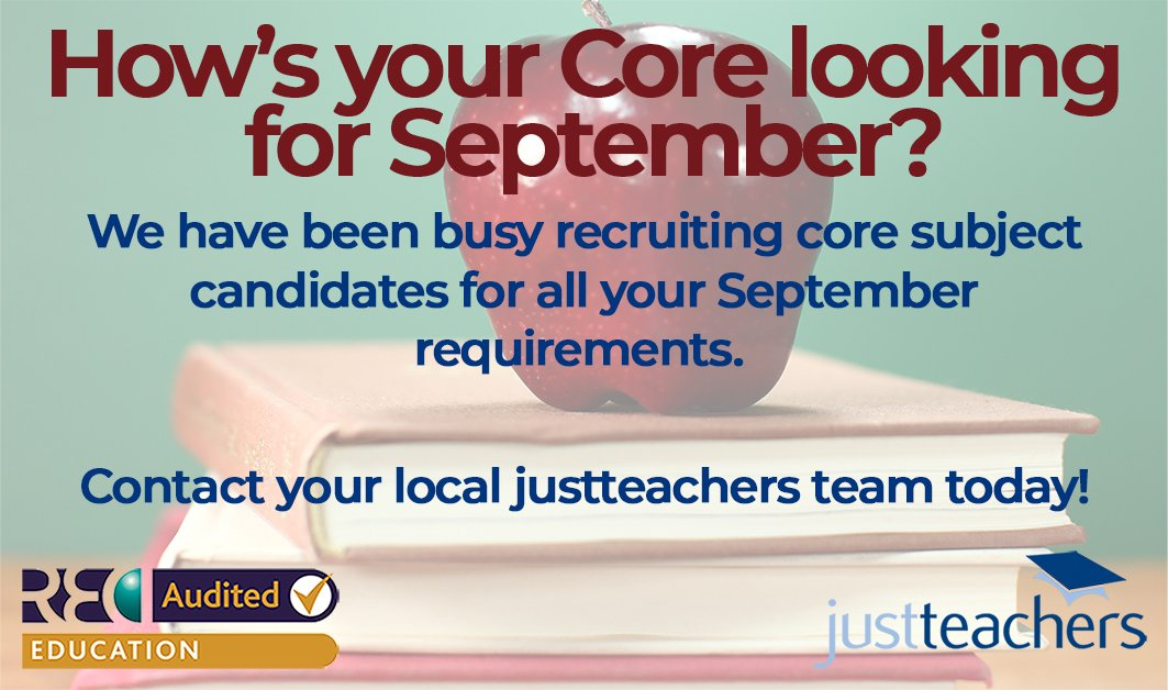test Twitter Media - Looking for Core Subject candidates for September? Our nationwide branch teams have been busy recruiting for all the new academic year requirements. Visit our website to find your local branch details: https://t.co/dVNCKSrKuv  #educationrecruitment #teachers #teachingstaff https://t.co/6jWSOIxKUd