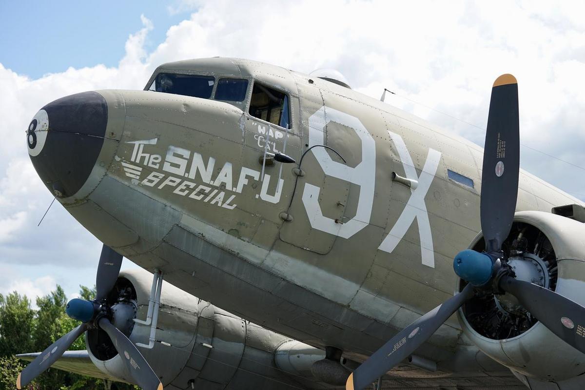 Dakota Over Normandy - Juin 2019 - 75ème anniversaire du débarquement D8YHPTMWkAAA7zv