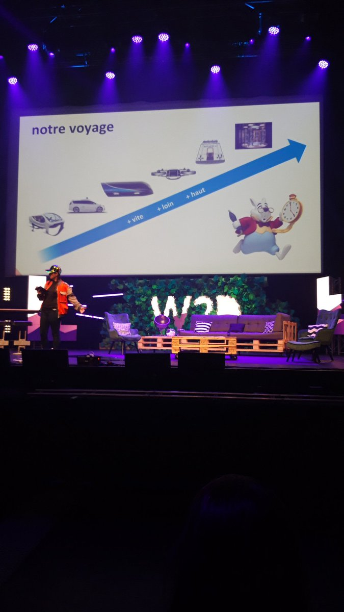 #LEX au web2day by @DigitalTeamGRT : le futur des transports<br>http://pic.twitter.com/F2Ygd3wDUE