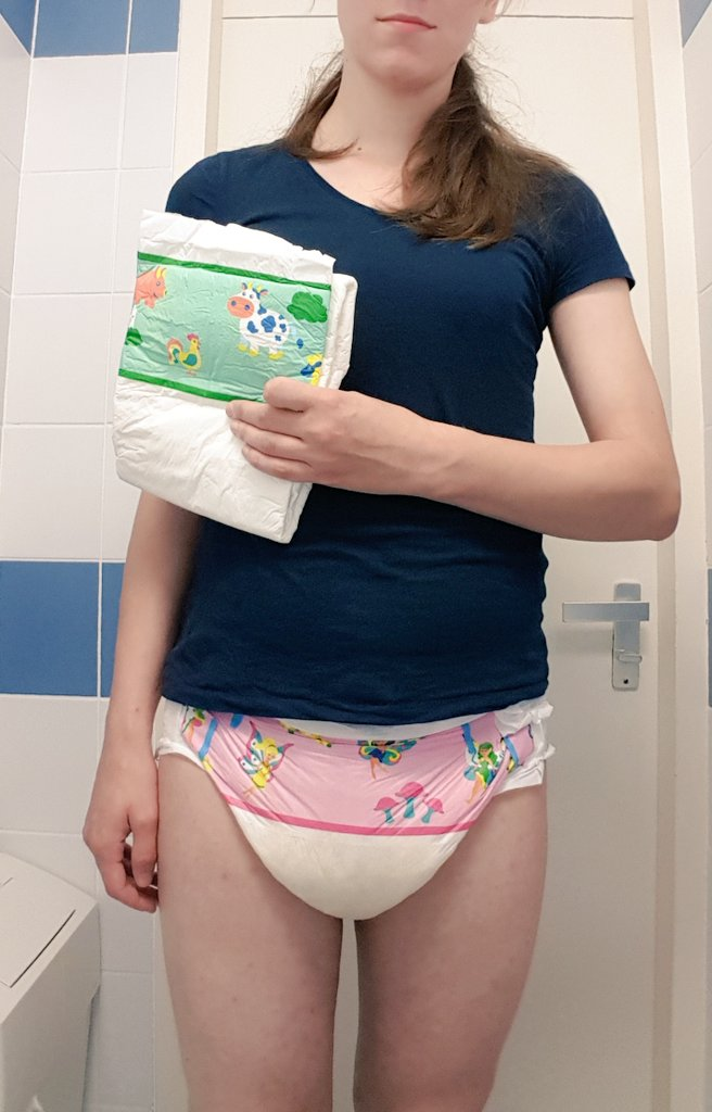 Teen girls diaper pictures lady