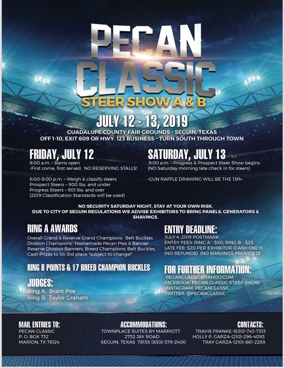 Pecan Classic Show/Benefit Bash (@PecanClassic) | Twitter