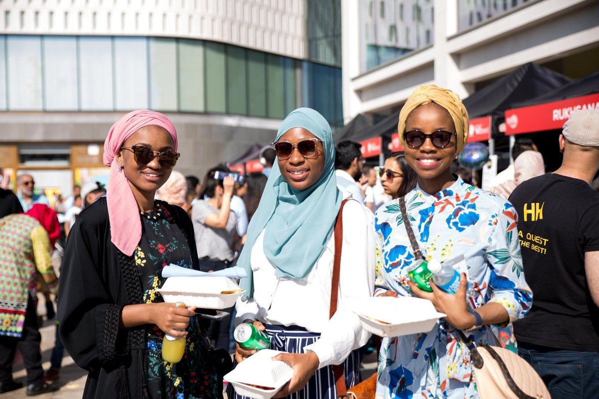 3653dfe0 Celebrate London Eid Festival this weekend with halal street food, live  cooking demos, gifting and more on Westfield Square (by White City tube).
