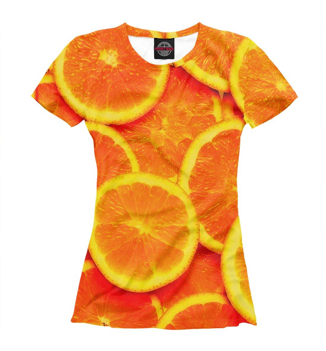 футболка оранжевая с картинками употребляют