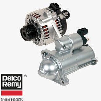 Designed for heavy duty and off-road vehicles in the most extreme conditions and environments, BorgWarner Delco Remy® Genuine Products are engineered for quality, efficiency and measurable fuel savings. Learn more: bit.ly/2IfSoWa #AutomotiveAftermarket