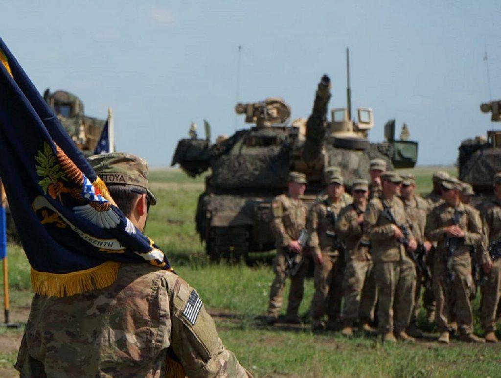 المباشره بالانتاج الكمي لدبابات Abrams M1A2 SEPv3 الامريكيه  D8YadCRWsAEqmfx