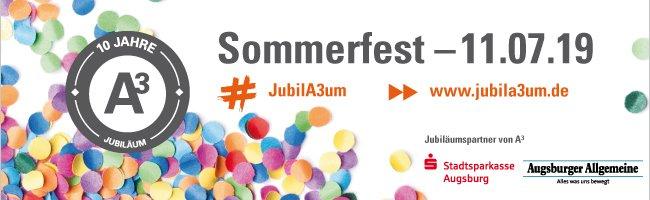 test Twitter Media - Bald ist es soweit! 🥳🥳Am 11. Juli findet unser großes Sommerfest statt – mit Festrednerin @gerlach_judith und Keynote-Speaker Richard David Precht. https://t.co/fCUpRBcceX #RegionA3 #JubilA3um https://t.co/Nyuq2XTupv