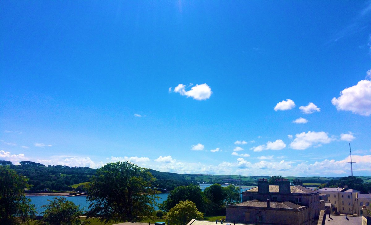 Wow! What a stunning view today from one of our apartments! To view call 01752 676633 @MountWise @AMPlymouth ☀️#summerishere #newhomes  Feature Image