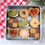 ヨッシー型クッキー♡こんなの作りたい!憧れる!