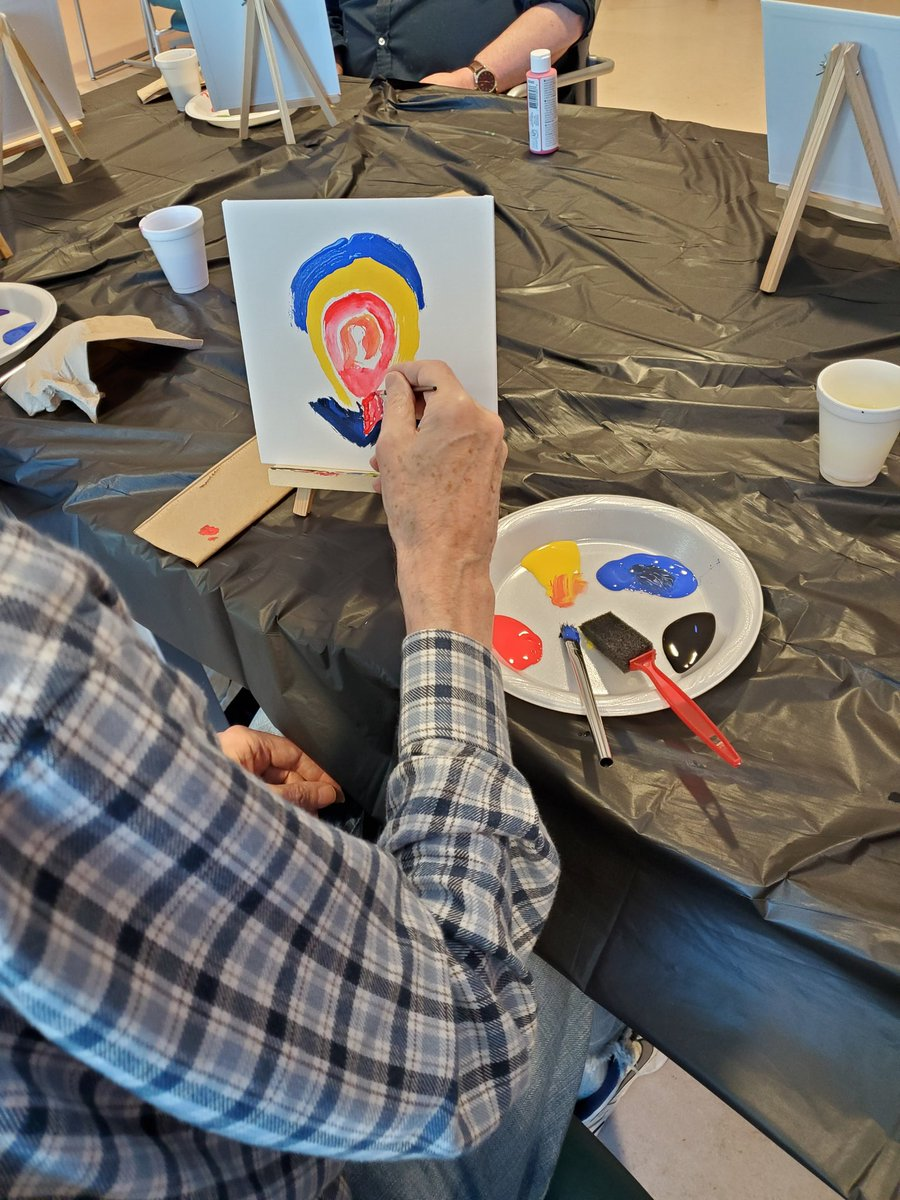 test Twitter Media - Its @whatsinsideslc #TherapeuticRecreation internship visits today at @providence_care. Starting off with a Meditative Painting program! #collaboration #experienceSLC @TR_ONTARIO https://t.co/bVrqvuig5d