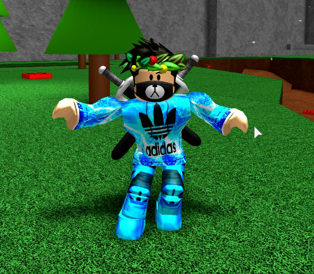 Jackeryz On Twitter Every Roblox Character Looks Like This And I