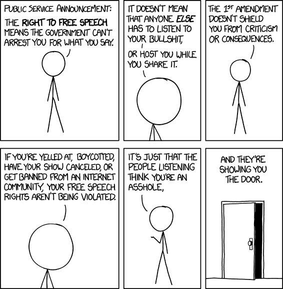 pay to get speech content