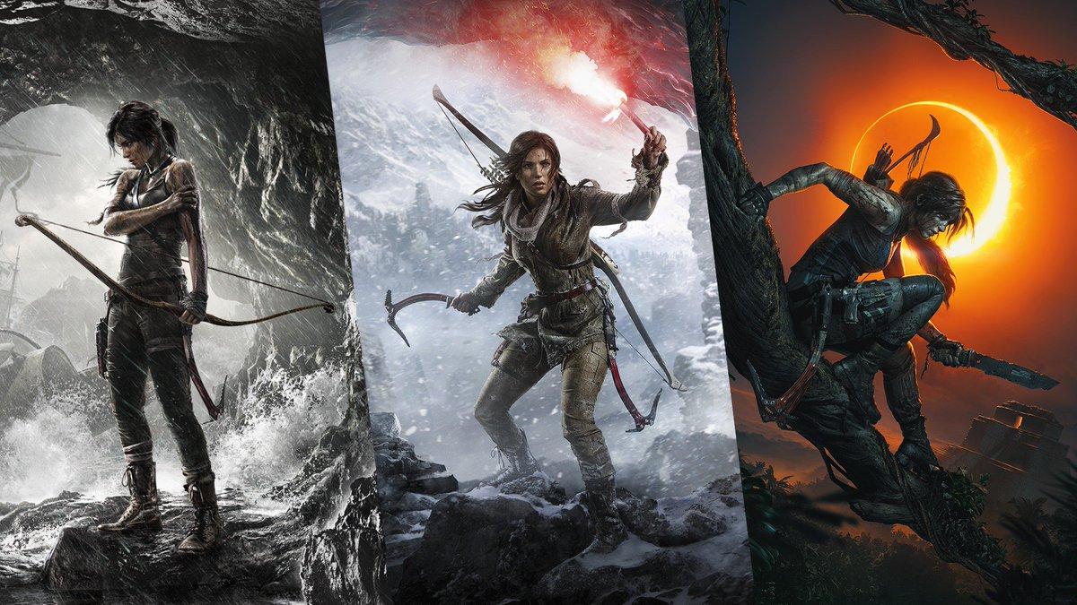 Tomb Raider on Twitter:
