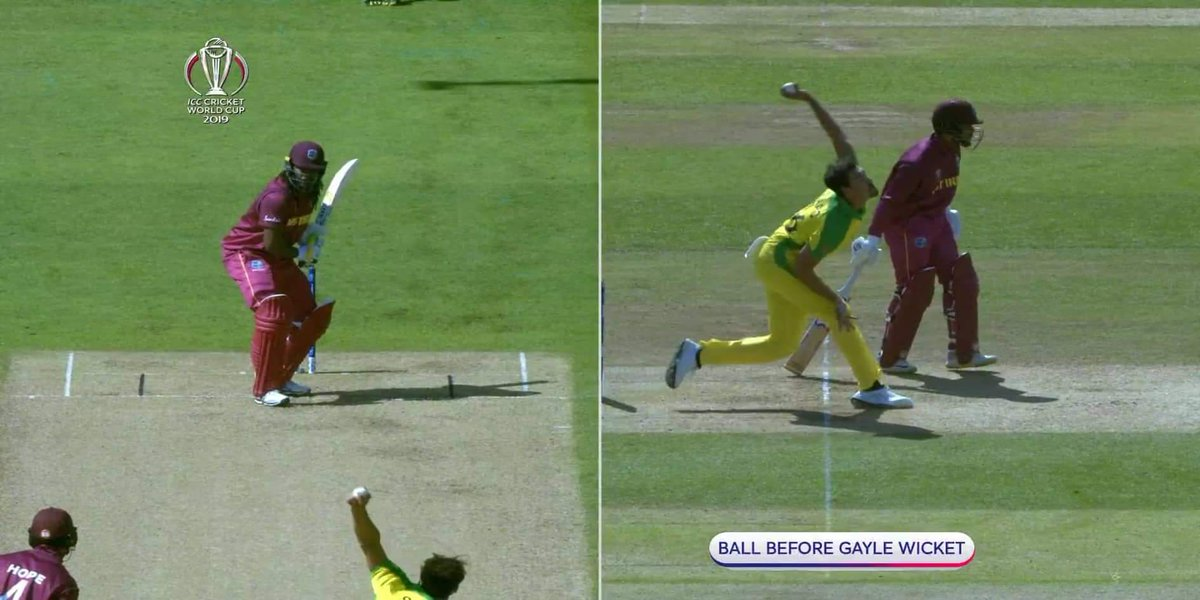 Dear @ICC, Instead of focussing on MS Dhoni's gloves better focus on improving the quality of umpires.4 decisions overturned so far in today's game + a huge No Ball miss that costed Chris Gayle's wicket. We have better umpires in our gully cricket. #DhoniKeepTheGlove #CWC19 https://twitter.com/htTweets/status/1136629089186471936…