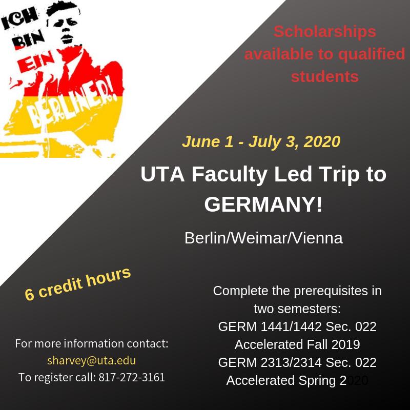 UTA Study Abroad (@UTAstudyabroad) | Twitter