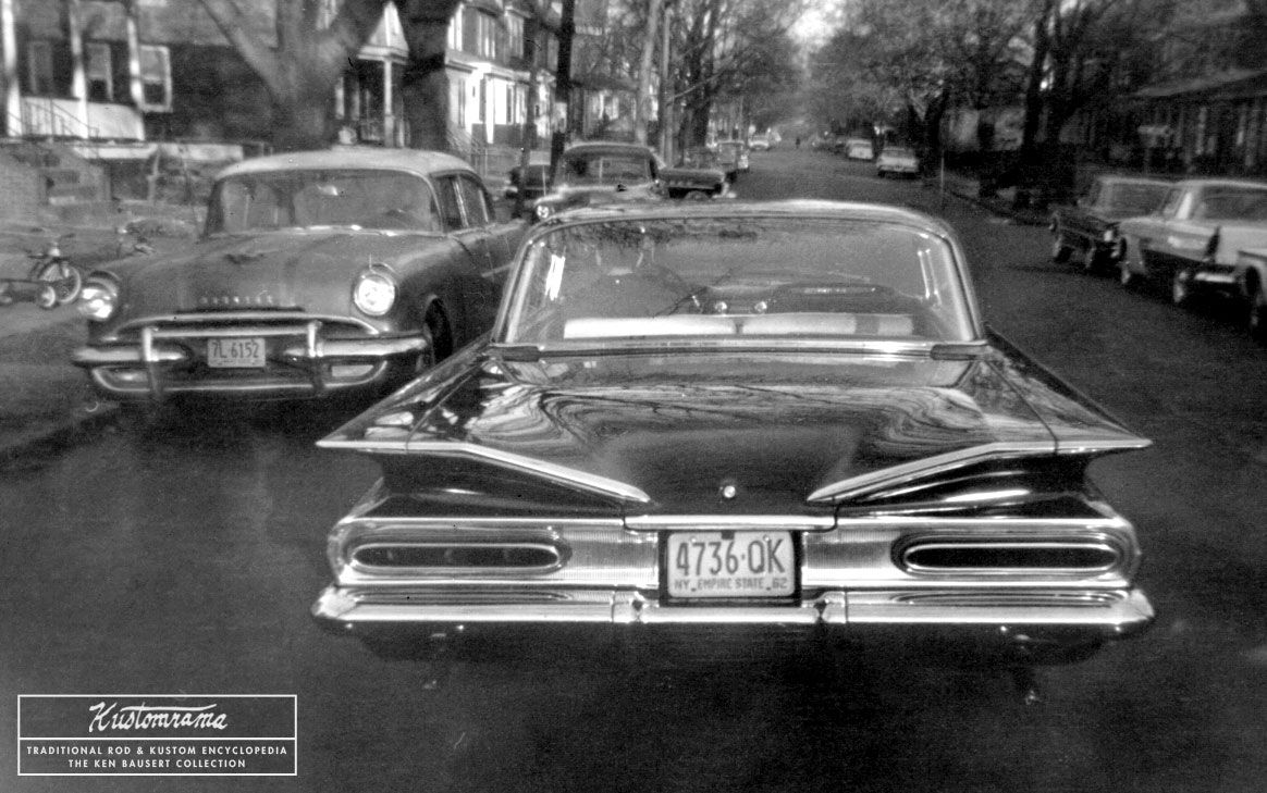Richmond Hill New York 1962 A Photo Of Eddie Buckston S