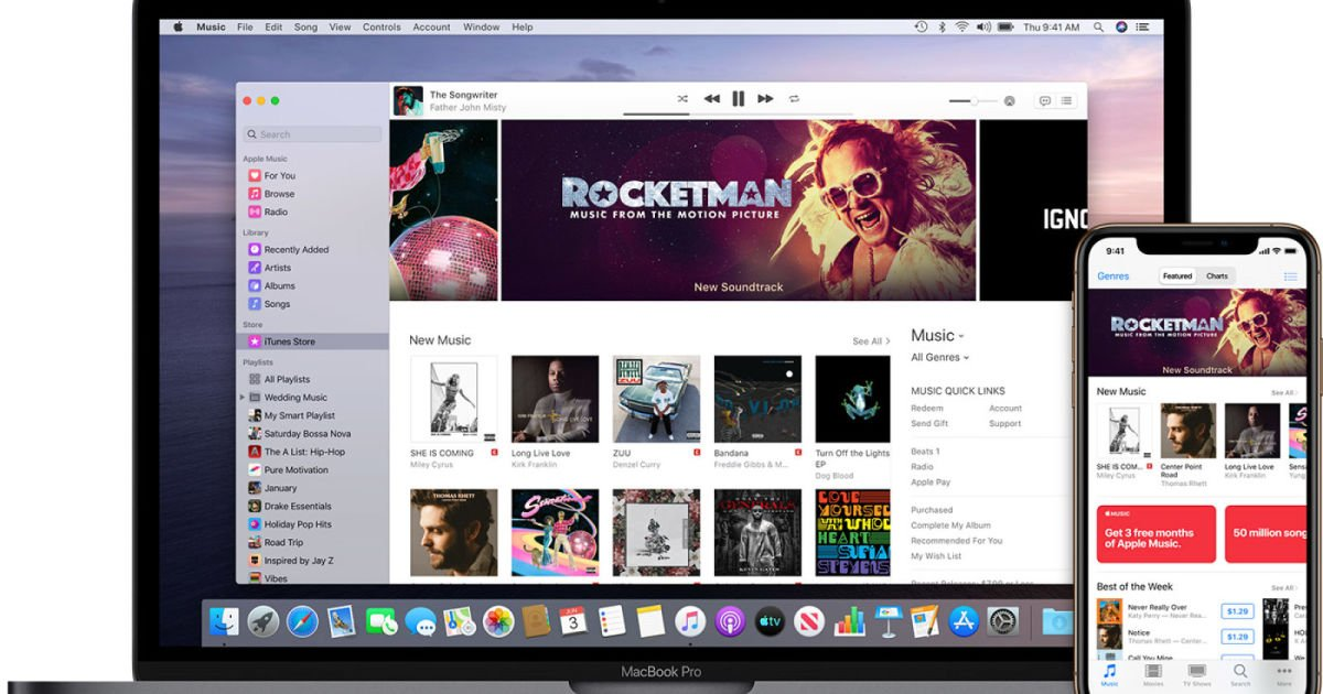 Apple explains the future of iTunes on macOS Catalina