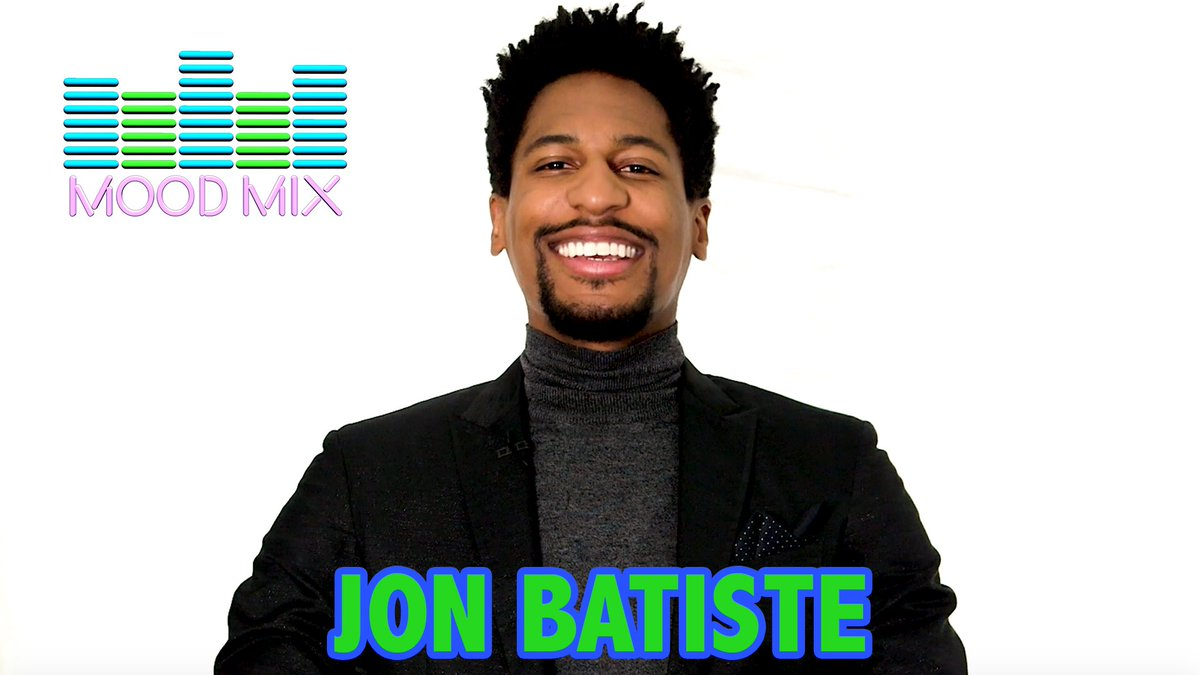 From a song that inspires him to a song that reminds him of @StephenAtHome, this is @JonBatiste's Mood Mix. After you watch, listen to his playlist! http://open.spotify.com/user/d475e2oraog8eli6t8fkluqwq/playlist/0VBQlltZJzG4AejEef0uLw?si=Y2qZu3qoTo-w4MnphcycGw… #LSSC #MoodMix