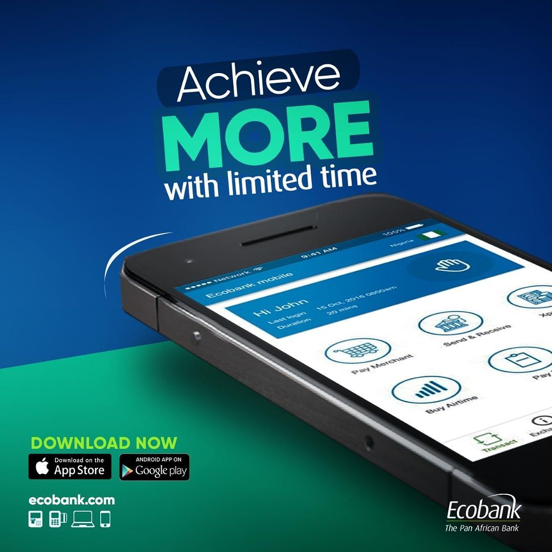 Ecobank Nigeria on Twitter: