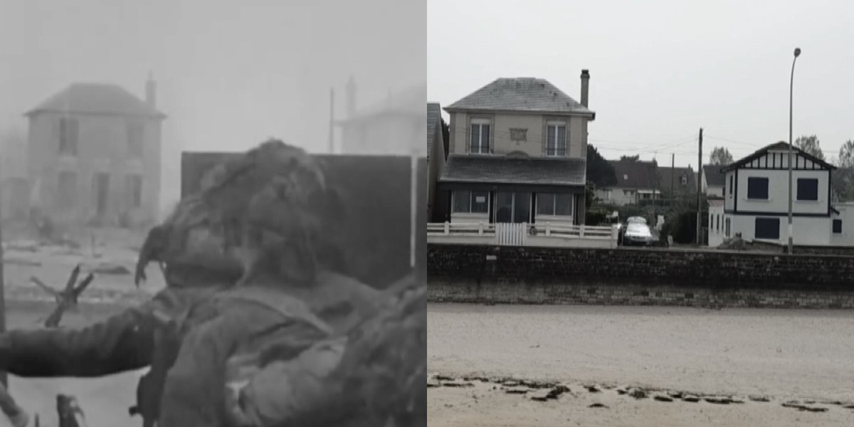 Globalnews Ca Ar Twitter Canada House On Juno Beach In Bernieres Sur Mer Is Thought To Be The First Home Liberated On D Day By The Canadians Dday Https T Co 0ez3r1yg44
