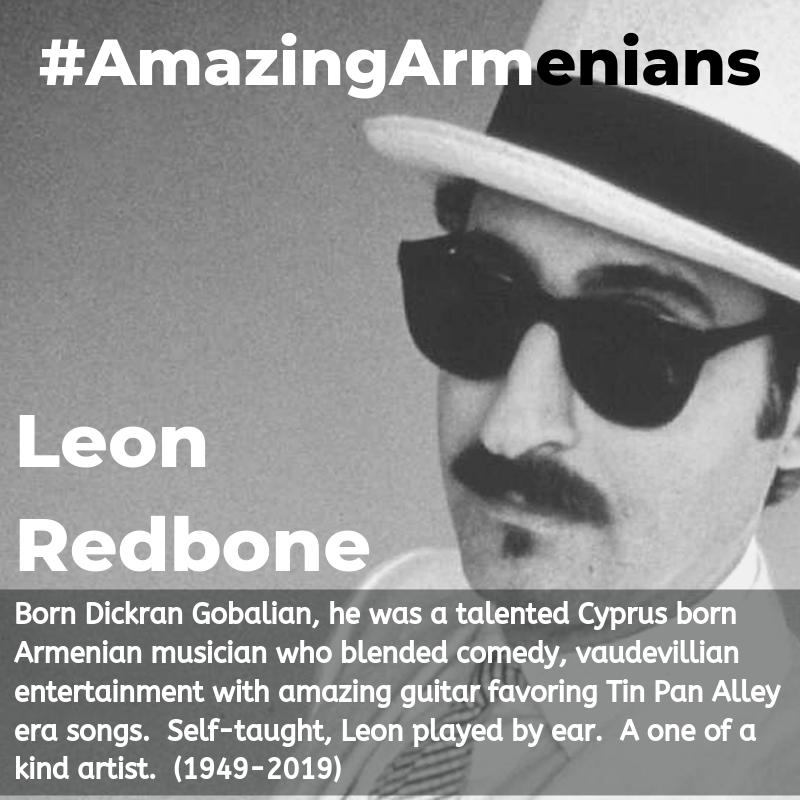 RIP #LeonRedbone