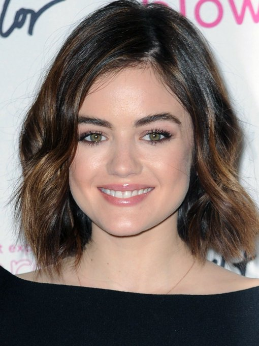 Happy 30th birthday to Lucy Hale