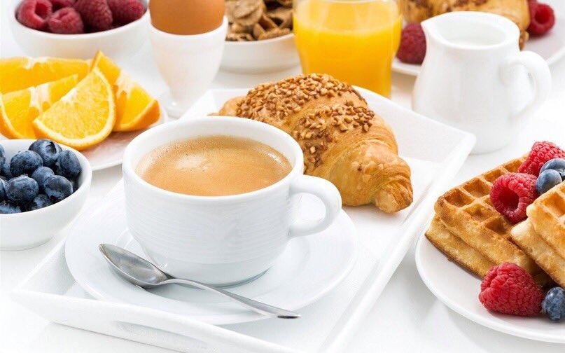 Доброго дня, картинки вкусное утро
