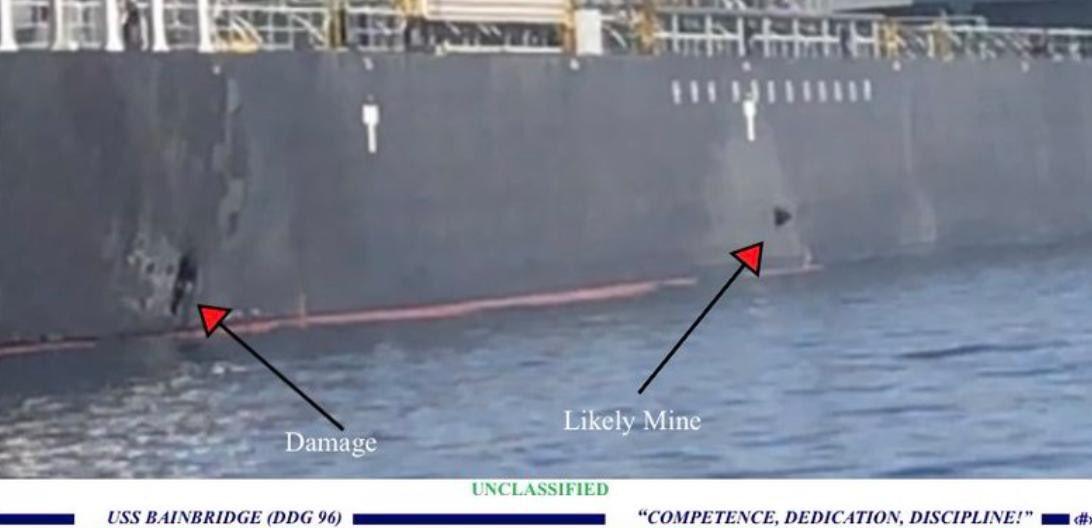 أمريكا: أرسلنا القوة الضاربة إلى الخليج بسبب تحضيرات إيران لمهاجمة عسكريينا - صفحة 7 D8_E9FpU4AAyI9p