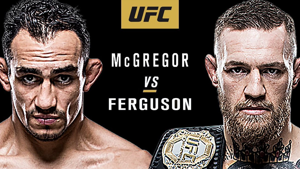 @arielhelwani be honest, if @danawhite statement on the post fight media that @TheNotoriousMMA don't turn down fights why not fight @TonyFergusonXT is this Conor or Dana avoiding the big risk? #helwanishow #ConorMcGregor #Champion
