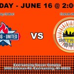 Image for the Tweet beginning: NEXT UP  LANSING UNITED The @DetroitSunFC