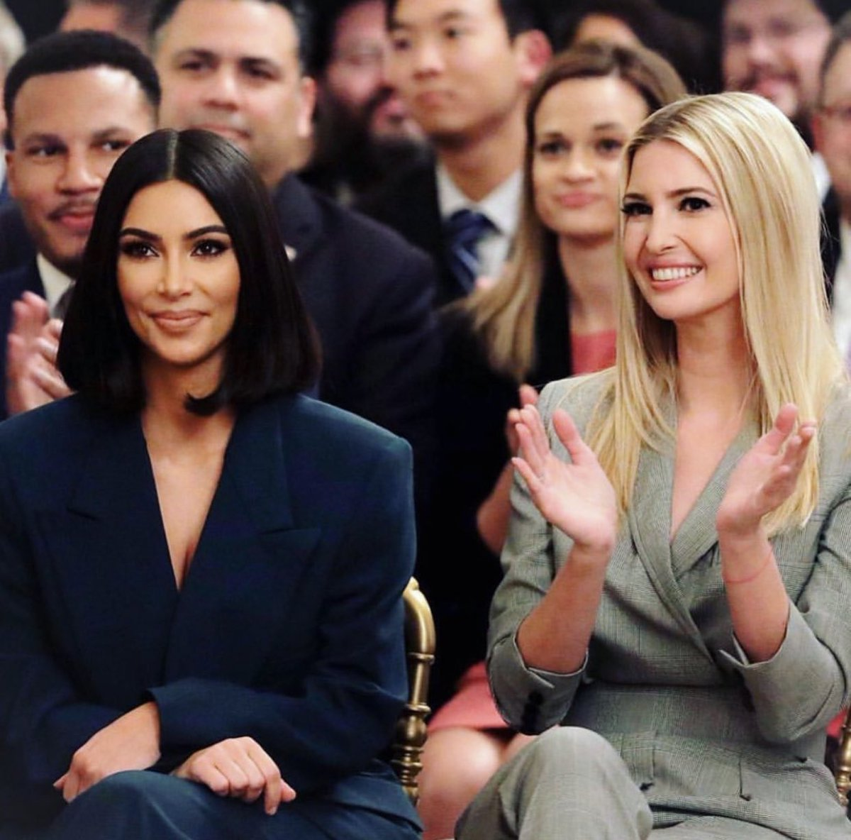 Thank you @KimKardashian for your passionate advocacy of CJR and Second Chance hiring!