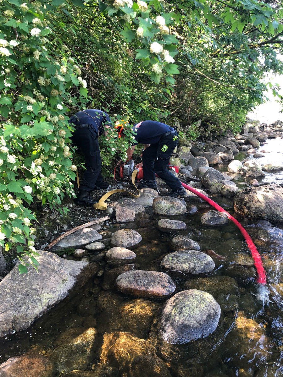 DNV Fire Rescue Services on Twitter: