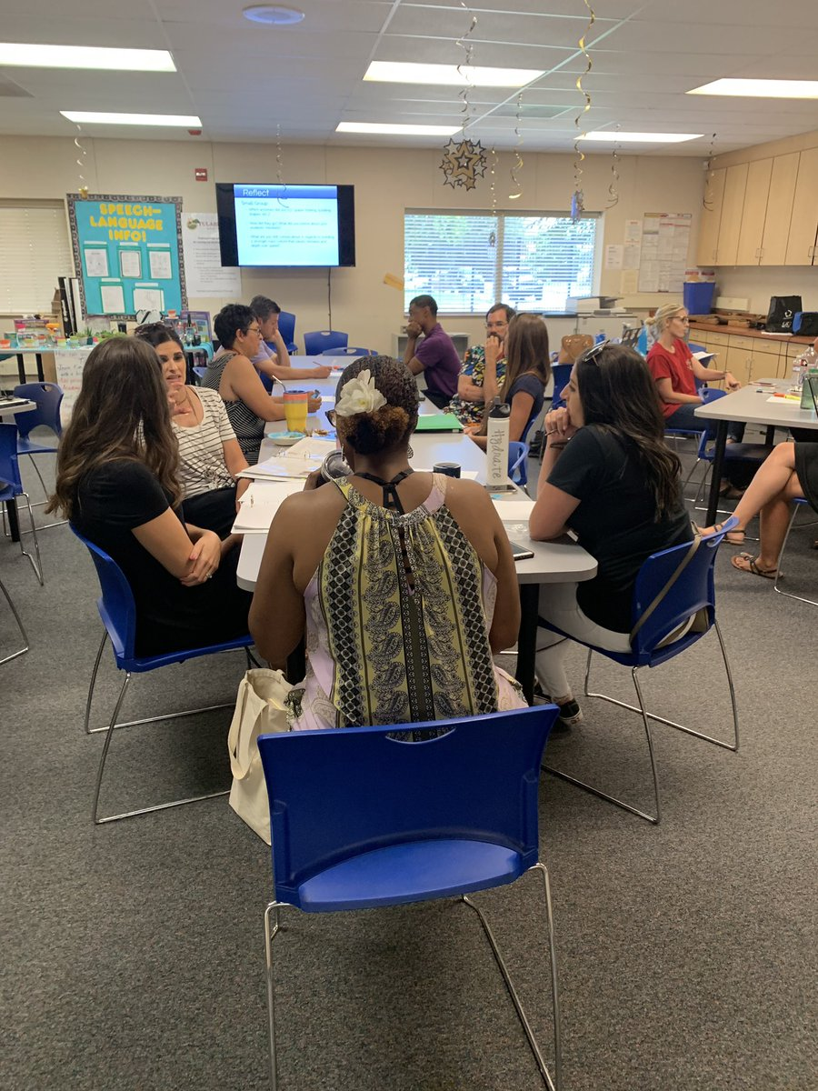 Summer Academy PD: Teachers sharing the amazing work and youcubed lessons they are using to change mindsets of TK-8 students from all over TCSD. @youcubed @joboaler #mathcamp #tcsdshare @kim_schoenau