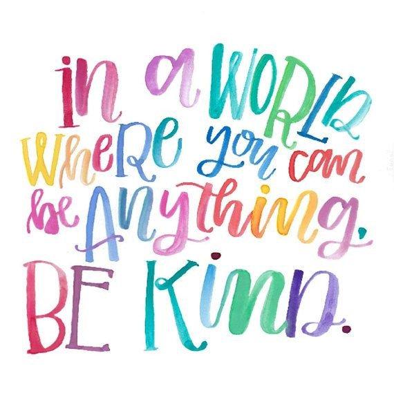 Kindness is contagious. Spread it around.   #JoyTrain #FridayMotivation <br>http://pic.twitter.com/dOCu7gQAXN