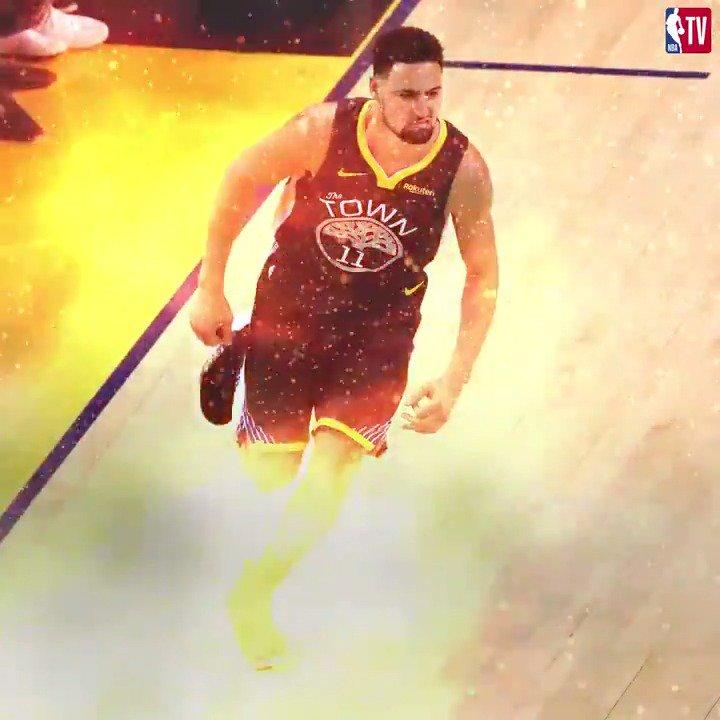🔥 Game 6 Klay is HOT! 🔥 #NBAFinals