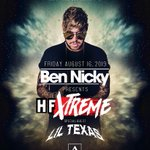 Image for the Tweet beginning: JUST ANNOUNCED: @bennicky is bringing