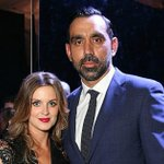 Image for the Tweet beginning: Congratulations to Adam Goodes and