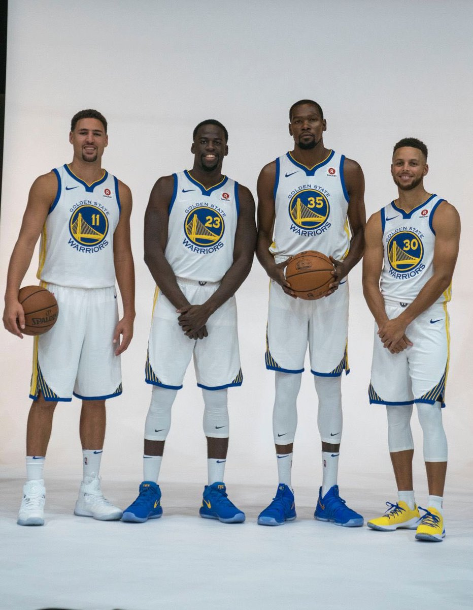 Retweet if the Warriors would've won this championship if healthy.