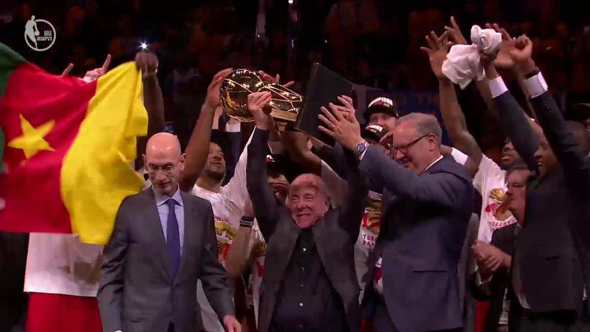 YOUR 2019 NBA CHAMPIONS … THE TORONTO RAPTORS 🏆