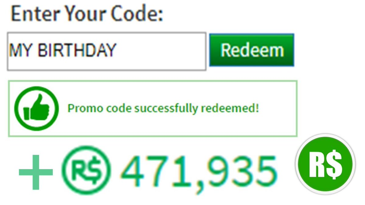 Robux Discount Code How To Get 999 Robux - robux promo code redeemer