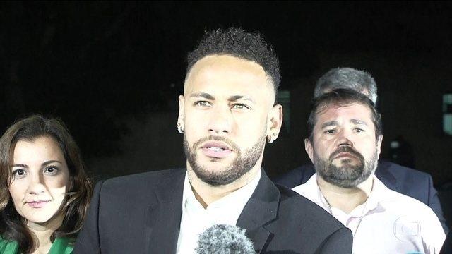 Em depoimento, Neymar diz que fez sexo consentido com Nájila Trindade https://glo.bo/2F5v1Of #JG #JornalDaGlobo