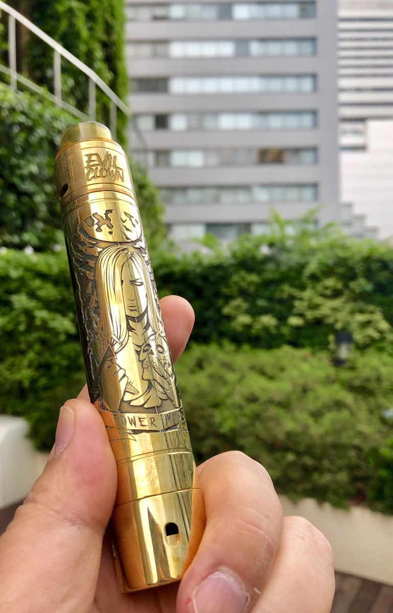 Desolator V2 x Evil Crown by Tower Mods Philippines