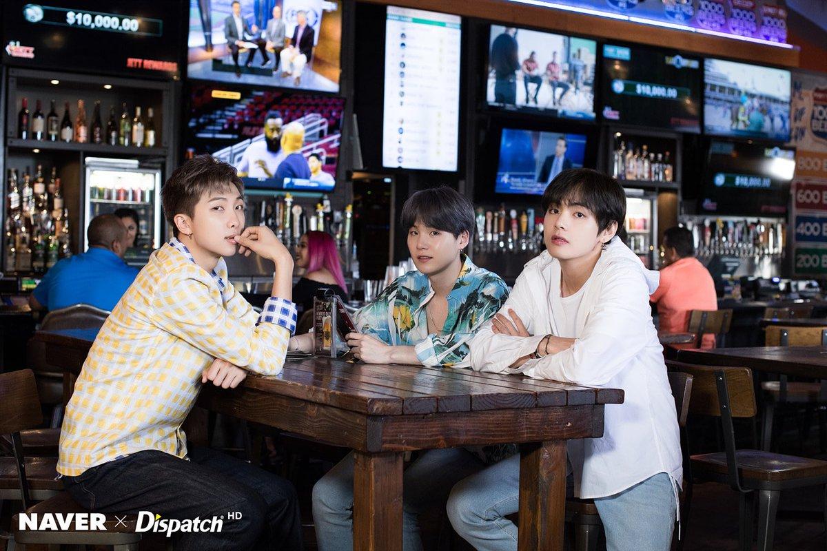 BTS X DISPATCH  Naver x Dispatch  #BTS  #방탄소년단 #6thYearWithOurHomeBTS  #BTSProfile2019  #방탄생일ᄎᄏ  #Dispatch<br>http://pic.twitter.com/H3mnpPdx2b