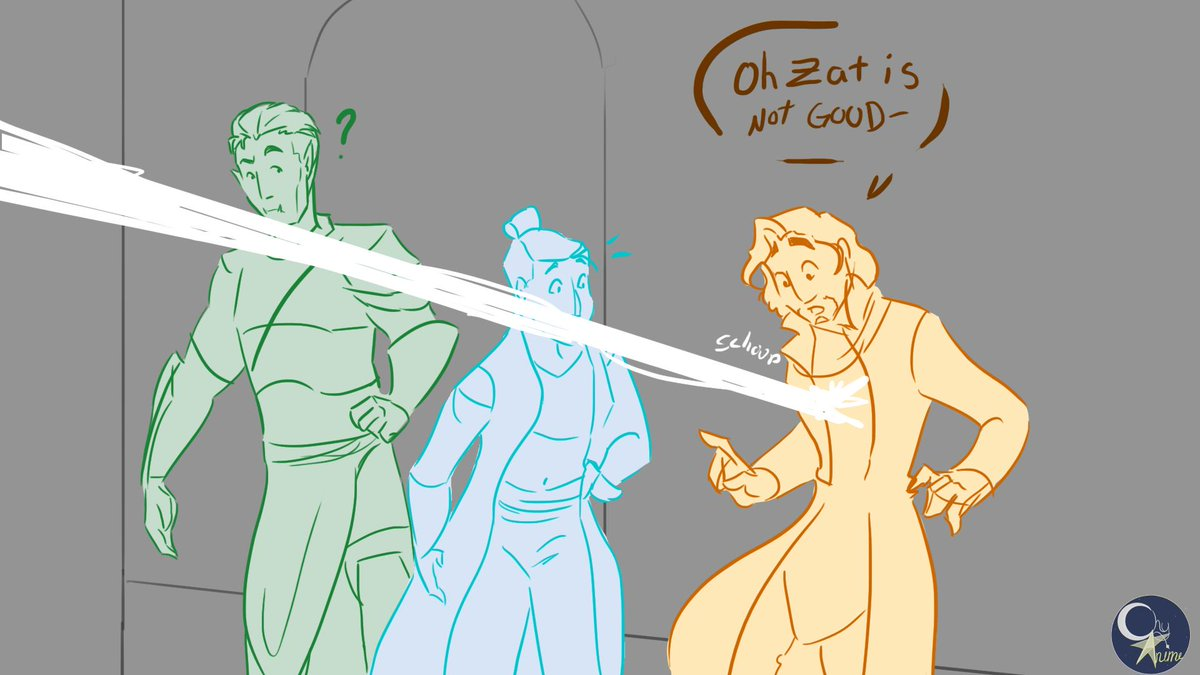 Bout to have a Bad Time... #CriticalRole #CriticalRoleArt #CriticalRoleFanart<br>http://pic.twitter.com/gRiArPdVez