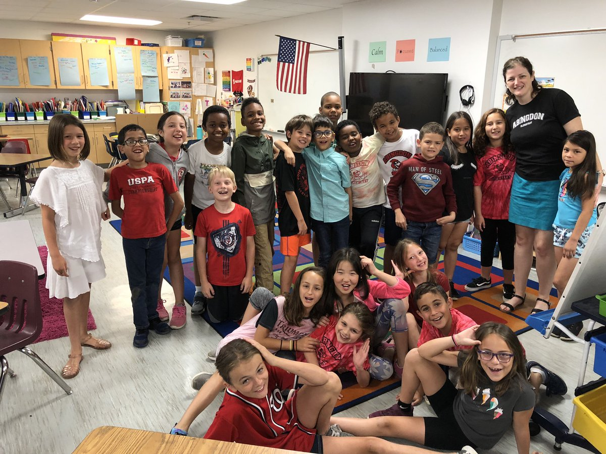 Thank you <a target='_blank' href='http://twitter.com/mstysonsclass'>@mstysonsclass</a> for welcoming us to third grade today. We had so much fun at morning meeting, playing games and learning about what's to come. Our soon-to-be 3rd graders are excited for next year! <a target='_blank' href='http://twitter.com/AbingdonGIFT'>@AbingdonGIFT</a> <a target='_blank' href='http://search.twitter.com/search?q=ABDRocks'><a target='_blank' href='https://twitter.com/hashtag/ABDRocks?src=hash'>#ABDRocks</a></a> <a target='_blank' href='https://t.co/sNXPyDqQCf'>https://t.co/sNXPyDqQCf</a>